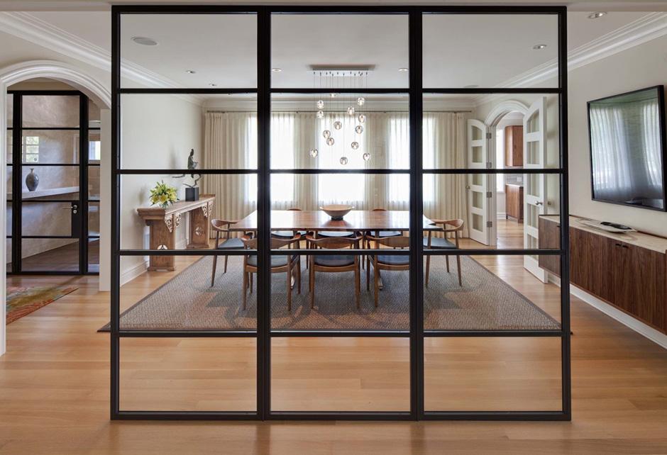 Massey Associates Architects design portfolio Georgian contemporary Wilmette, IL