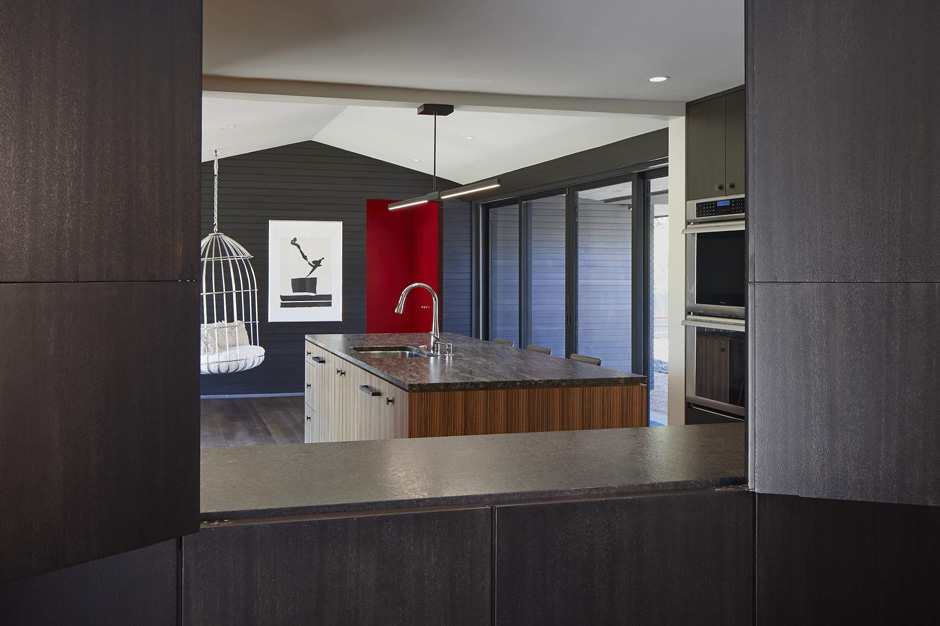 Massey Associates Architects design portfolio Asian Modern Lake Forest, IL
