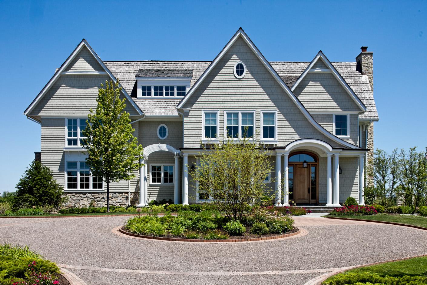 Massey Associates Architects design portfolio Waterfront Residence Kildeer, Illinois