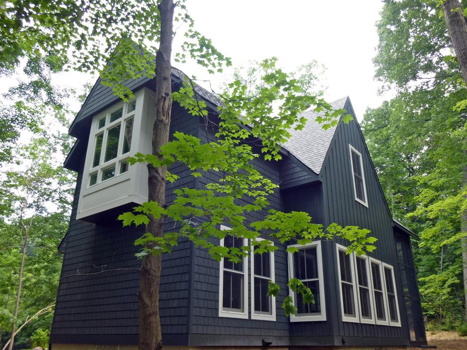 Massey Associates Architects design portfolio Woodland Cottage Sawyer, Michigan